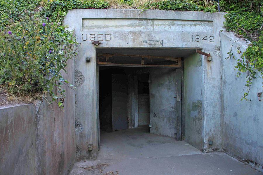 Fort Ebey Dsc2306 Photograph