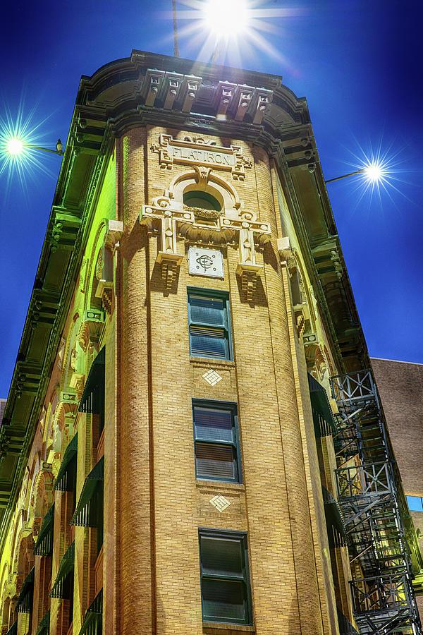 Fort Worth Flatiron Building - #2 Photograph