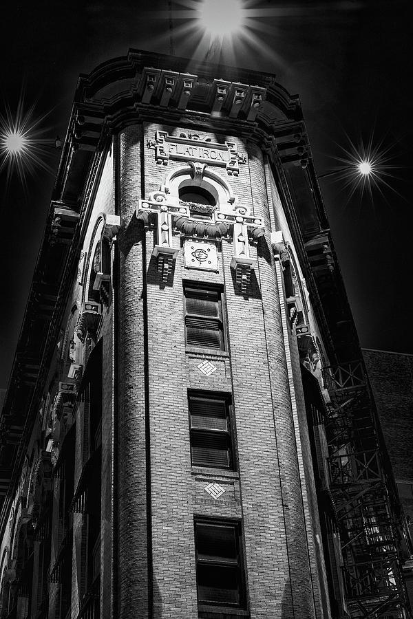 Fort Worth Flatiron Building Photograph