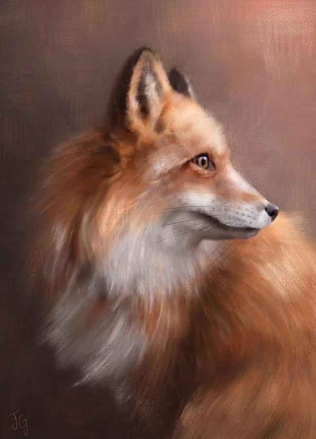 The Red Fox by Joe Gilronan