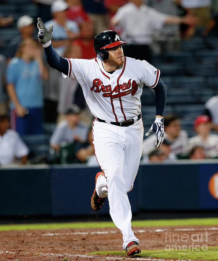 Freddie Freeman Photograph by Kevin C. Cox
