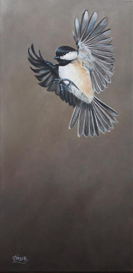Free Bird Painting by Tammy Taylor