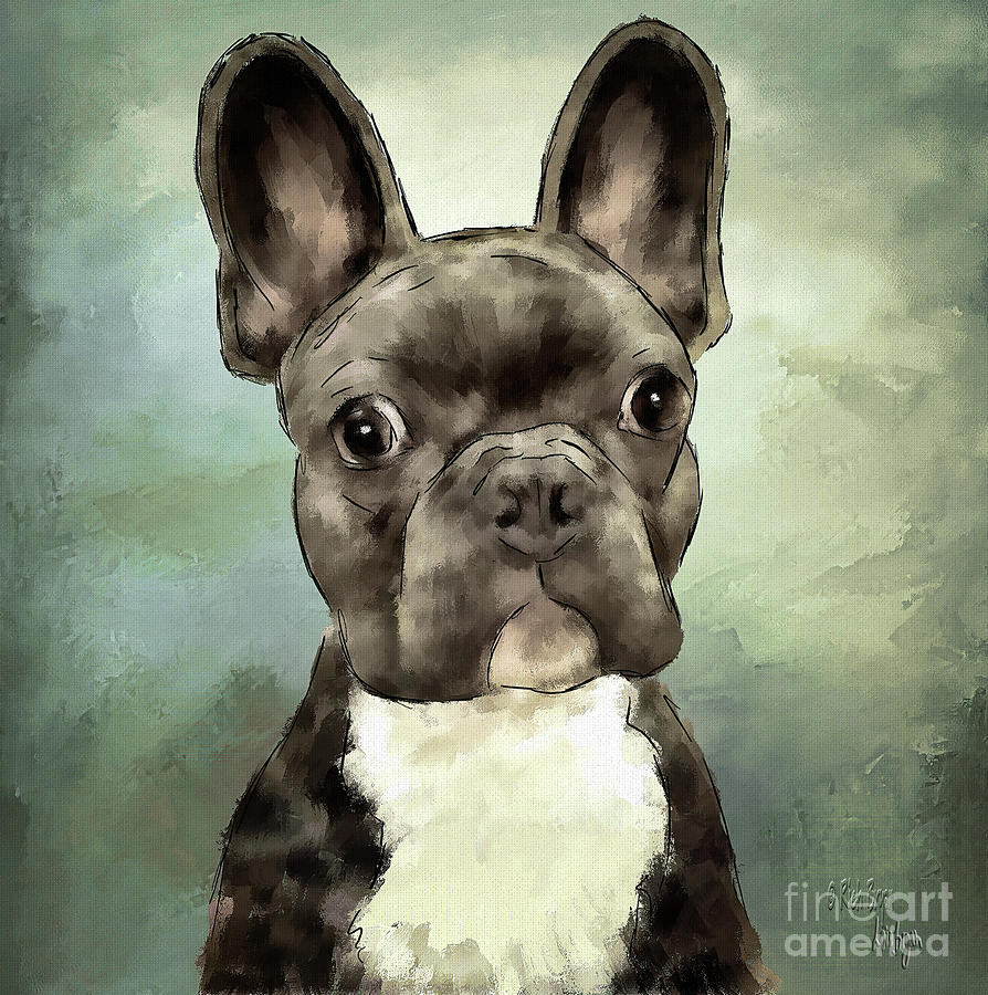 Frenchie Wants To Know by Lois Bryan