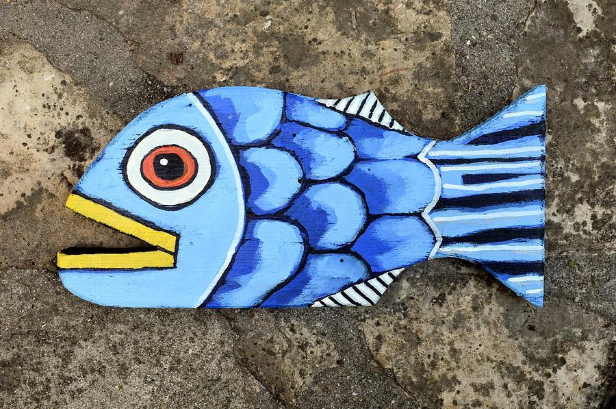 Fresh Fish - 3 Painting