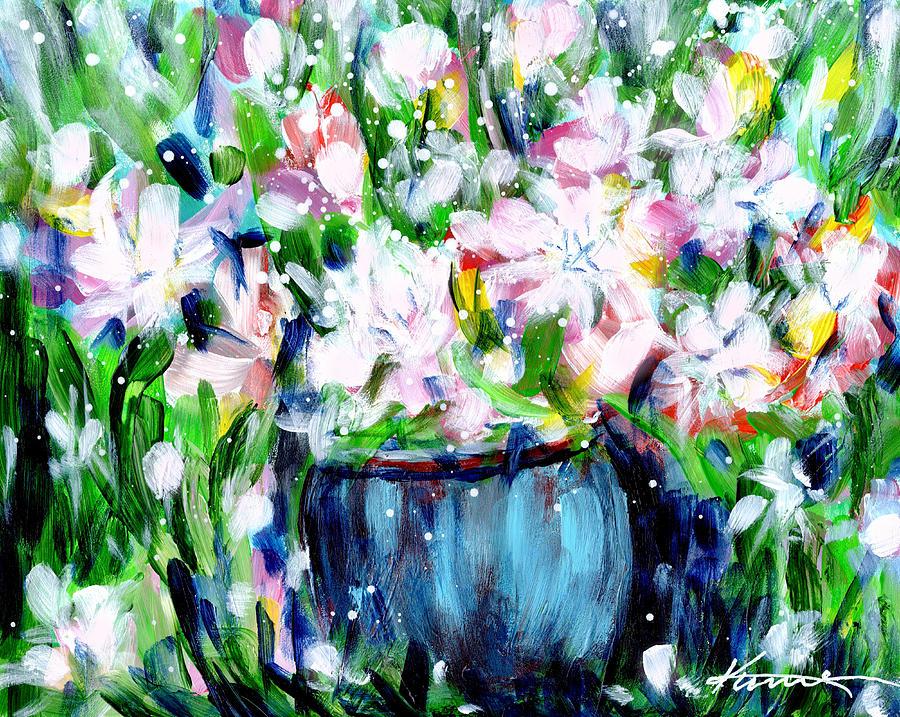 Fresh Start Painting - Fresh Start by Kume Bryant
