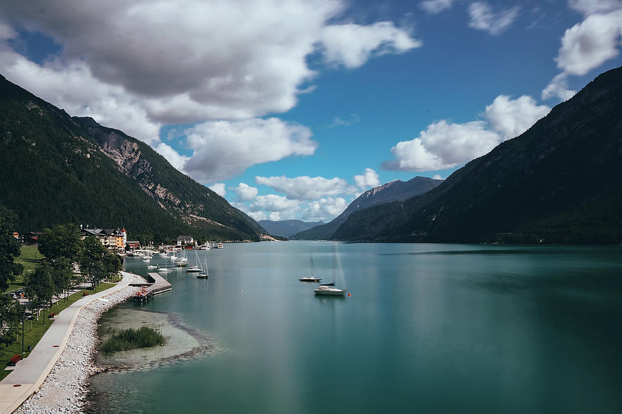 Freshwater Lake Achensee Photograph