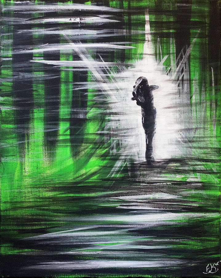 From Beyond Painting - From Beyond by Franklin Kielar