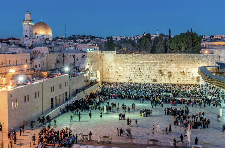 From Jerusalem, Pray For Peace  by Lisa Pandone