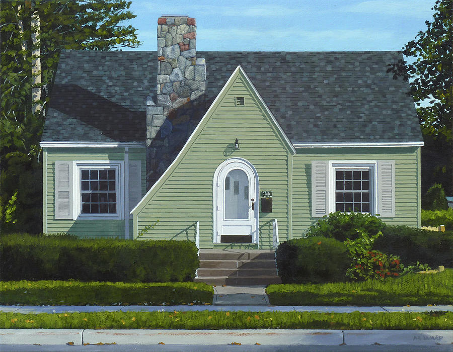 Front St. House Painting