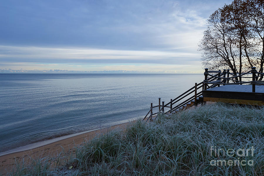 Frosted Calm Photograph