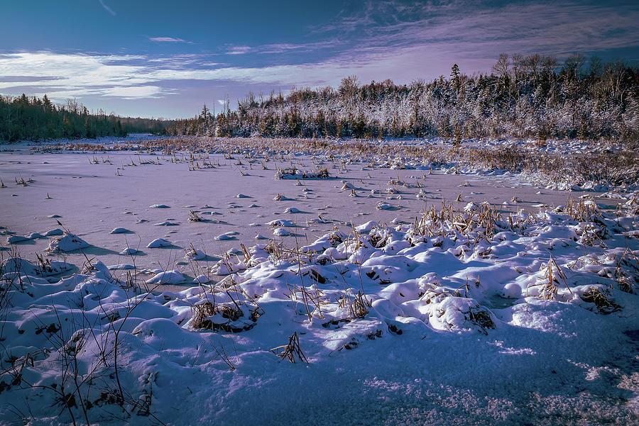 Frosted Dawn by David Heilman