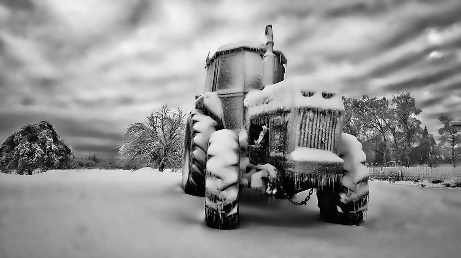 Frozen White by Bryan Smith