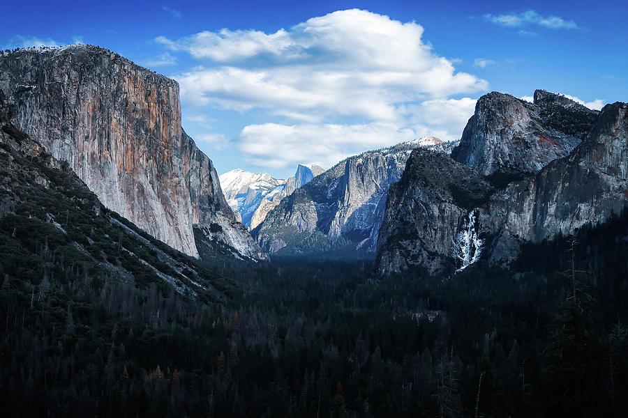 Frozen Yosemite by Robert Blandy Jr