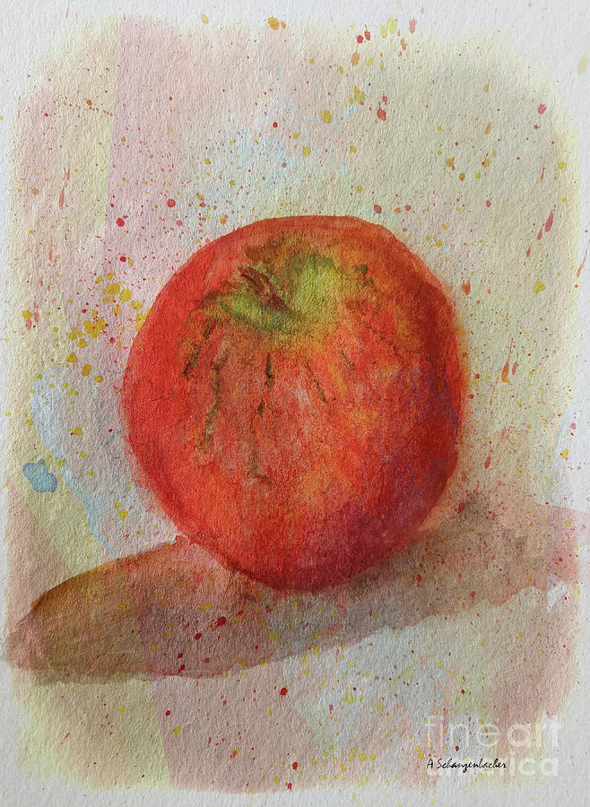 Fruit Or Vegetable? Painting