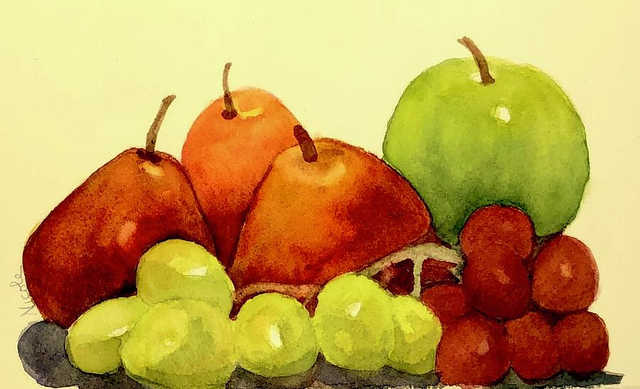 Fruits 3 Painting