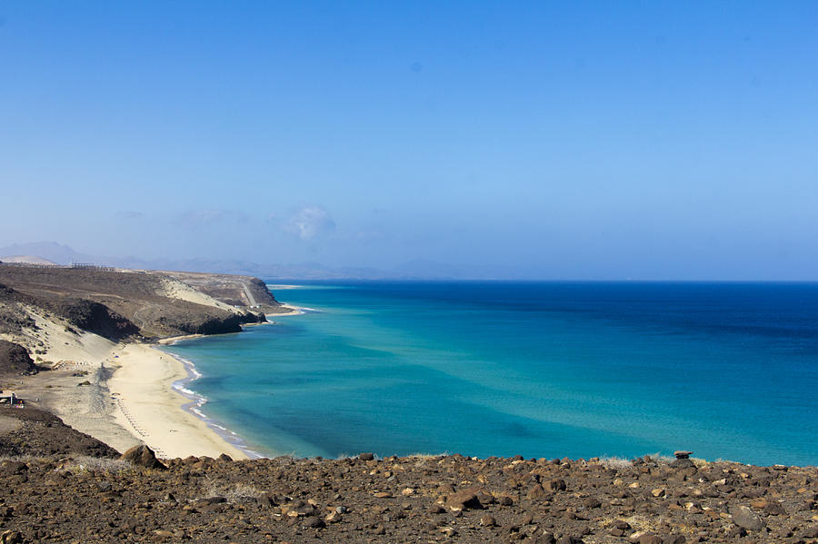 Fuerteventura beach by Pietro Ebner