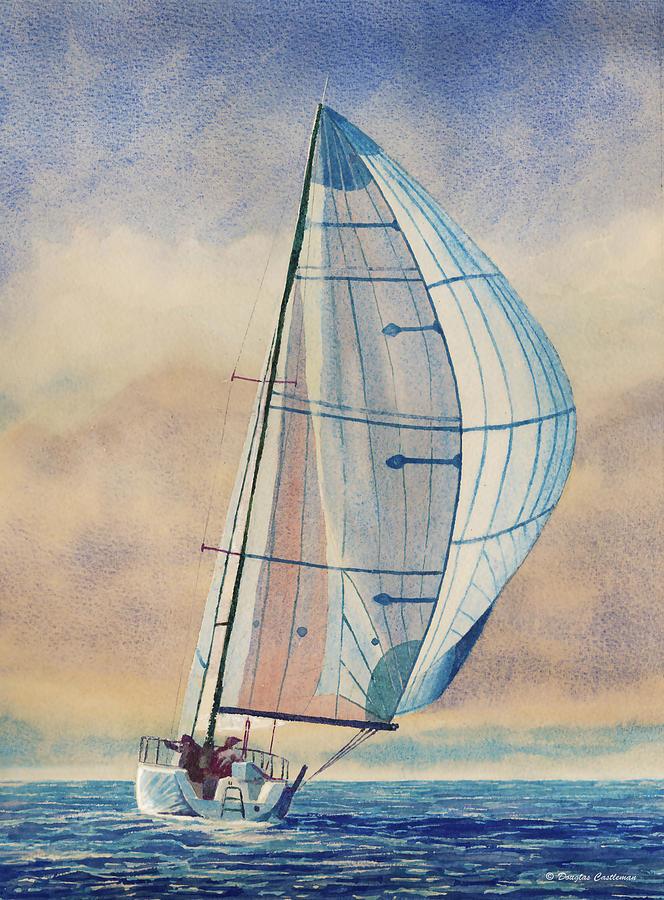 Full Sail by Douglas Castleman