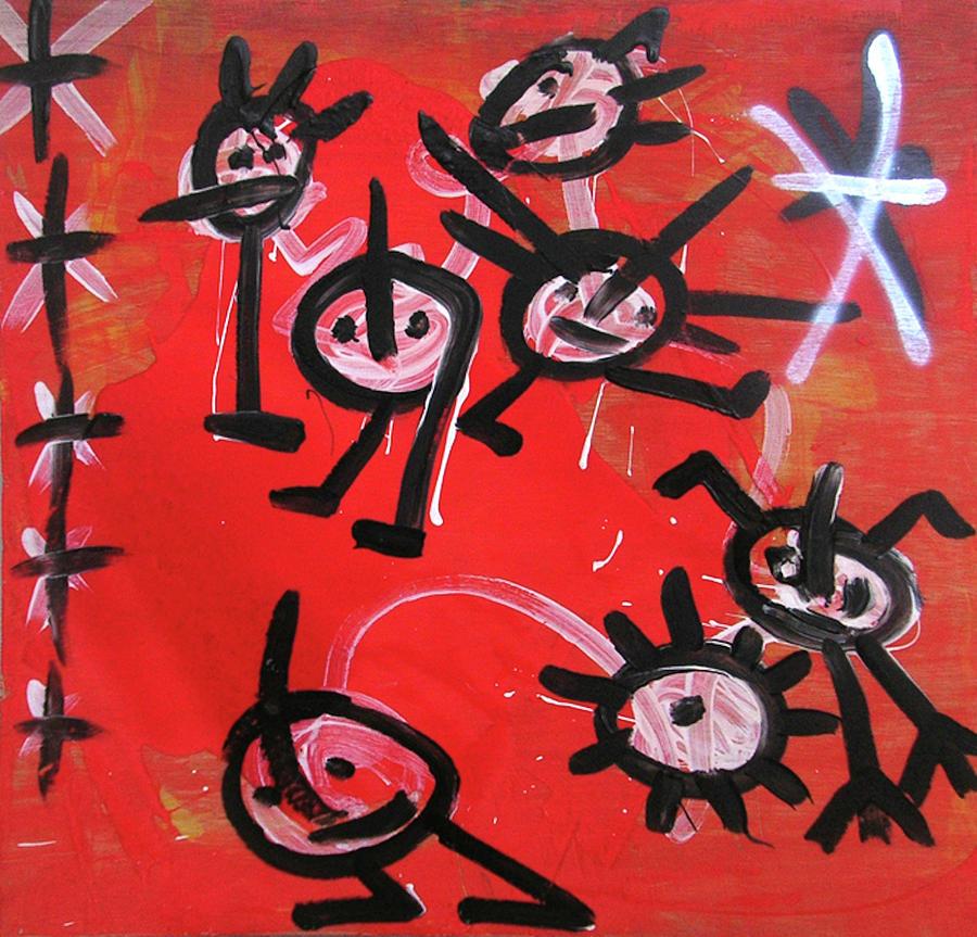Funny dance - 2003 by Thomas Olsen