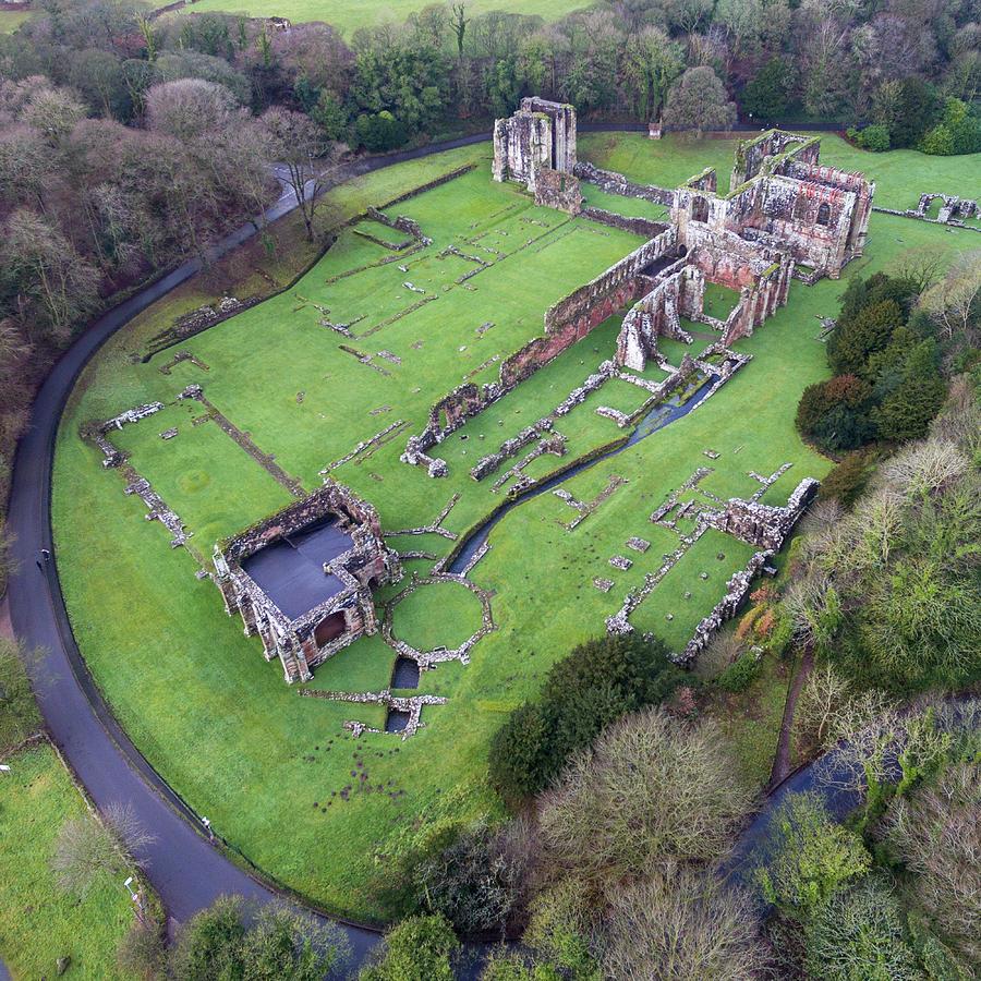 Furness Abbey 2 by Steev Stamford