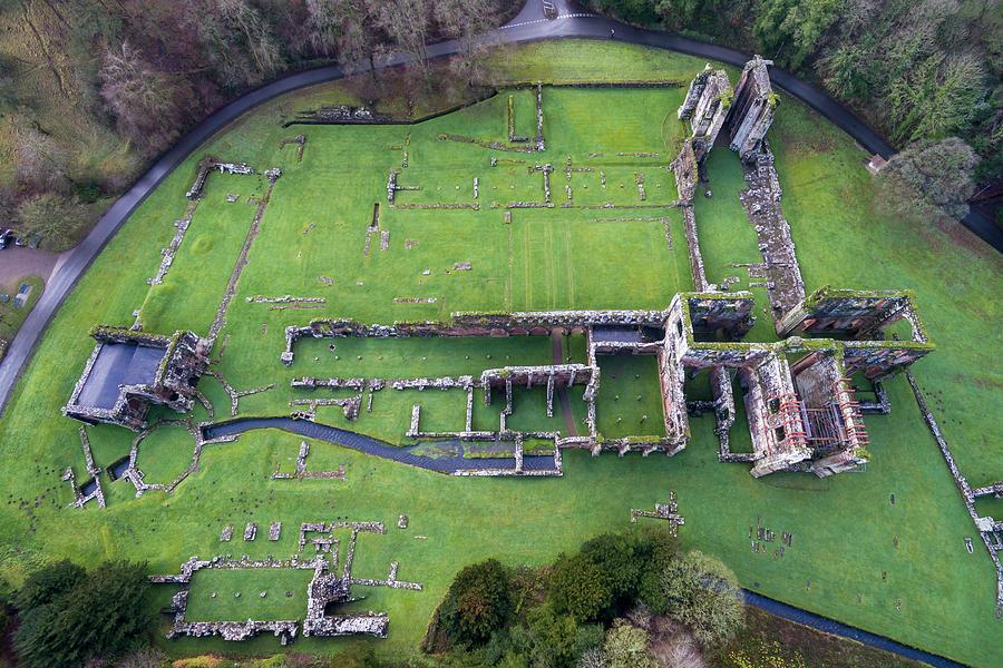 Furness Abbey 4 by Steev Stamford