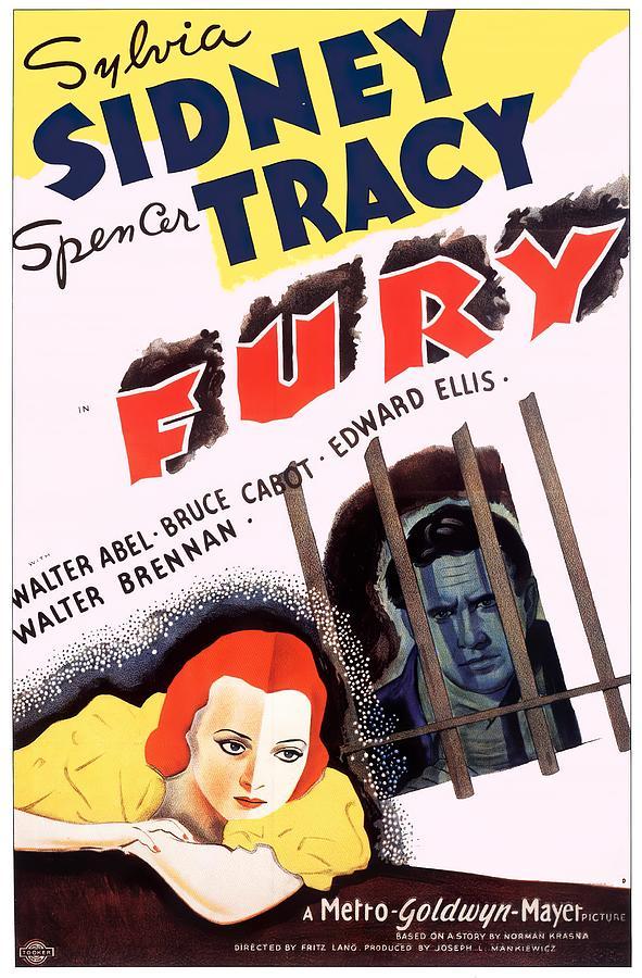 fury, 1936 Mixed Media