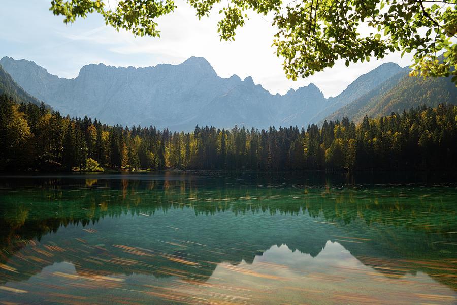 Fusine lakes  by Yuri San
