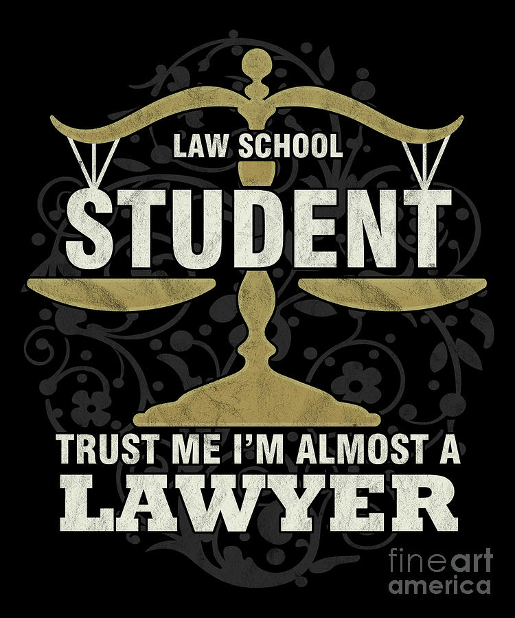 I Can/'t Law School Tote Bag Future Lawyer Tote Law School Tote Bag Law Student Gift Law School Gift Funny Law Gift Future Lawyer Gift