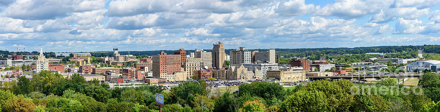 FX39U455 Youngstown by Ohio Stock Photography Art Prints