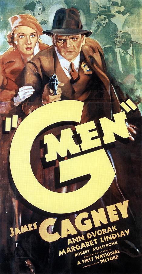 g Men - 1935 Mixed Media