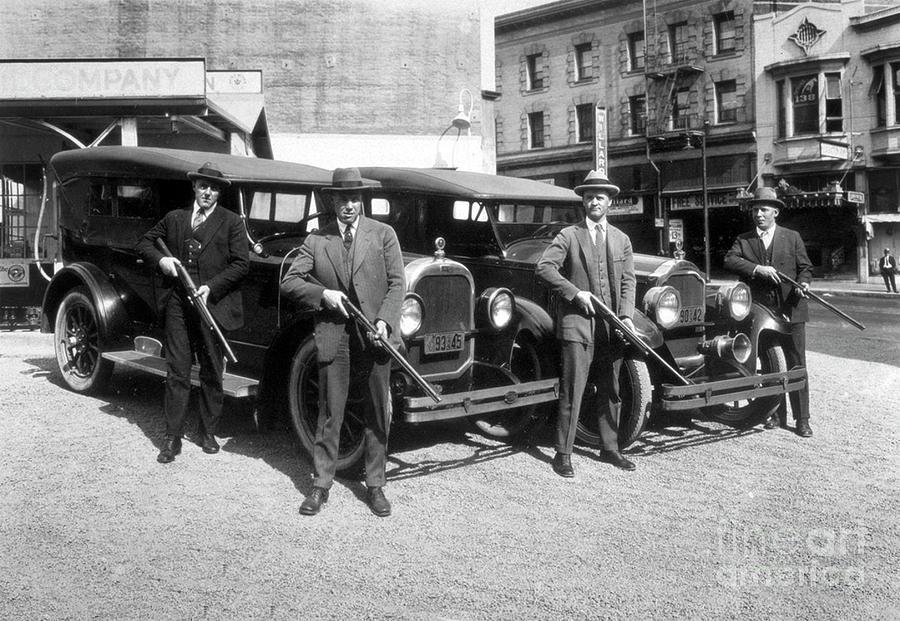 G-Men - Crime Fighters of San Francisco  by Doc Braham