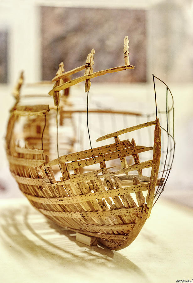 Galleon Shipwreck by Weston Westmoreland