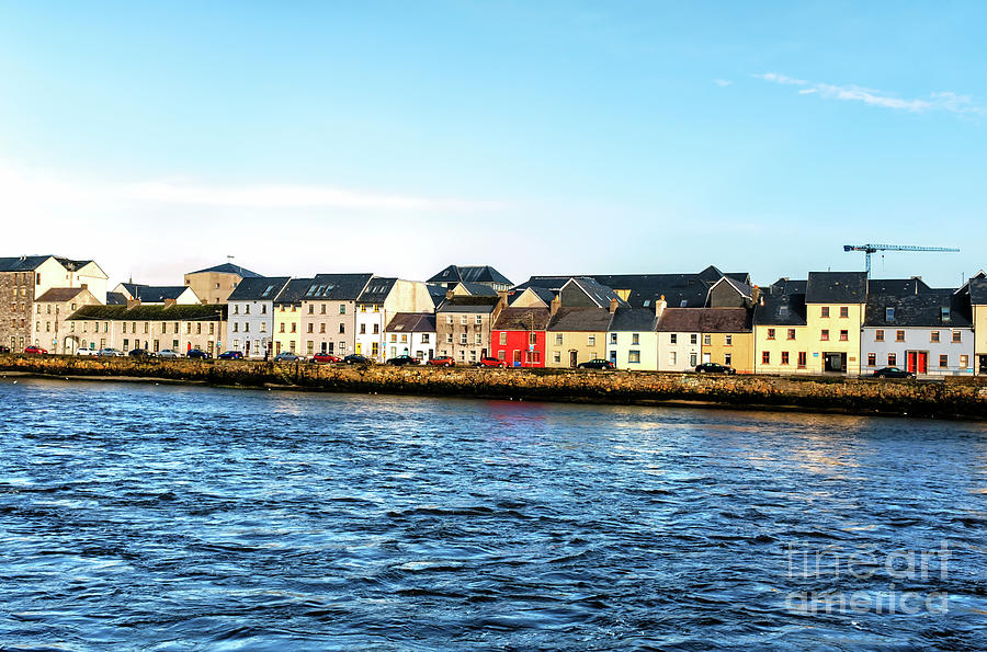 Galway Ireland by John Rizzuto