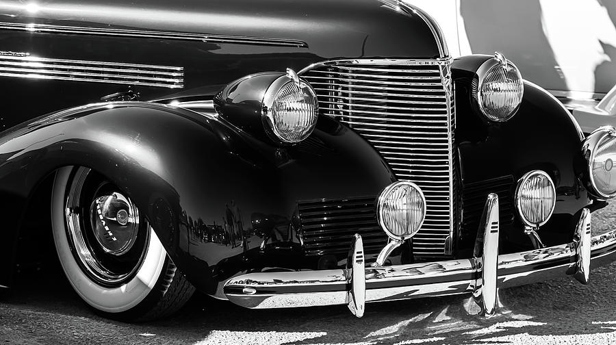 Car Photograph - Gangster by Peyton Vaughn