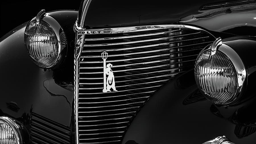 Car Photograph - Gangster2 by Peyton Vaughn