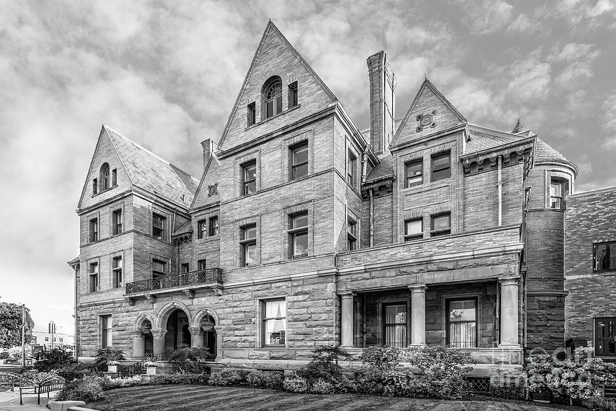 Gannon University Old Main by University Icons