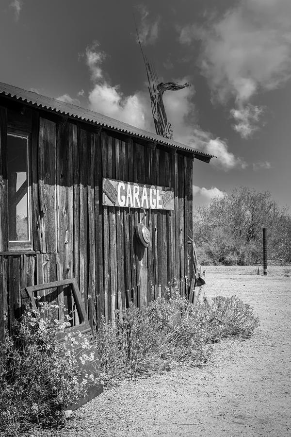 Garage? Photograph