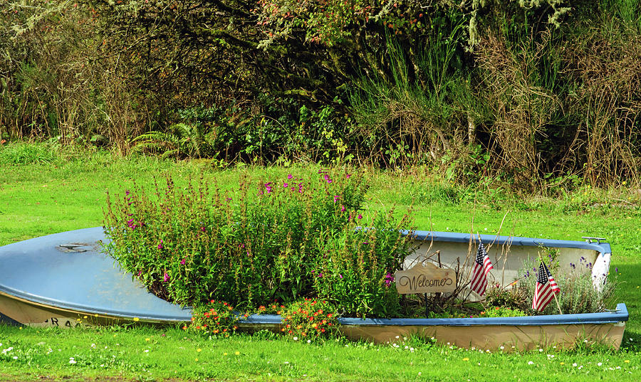 Garden Boat by Tikvah's Hope