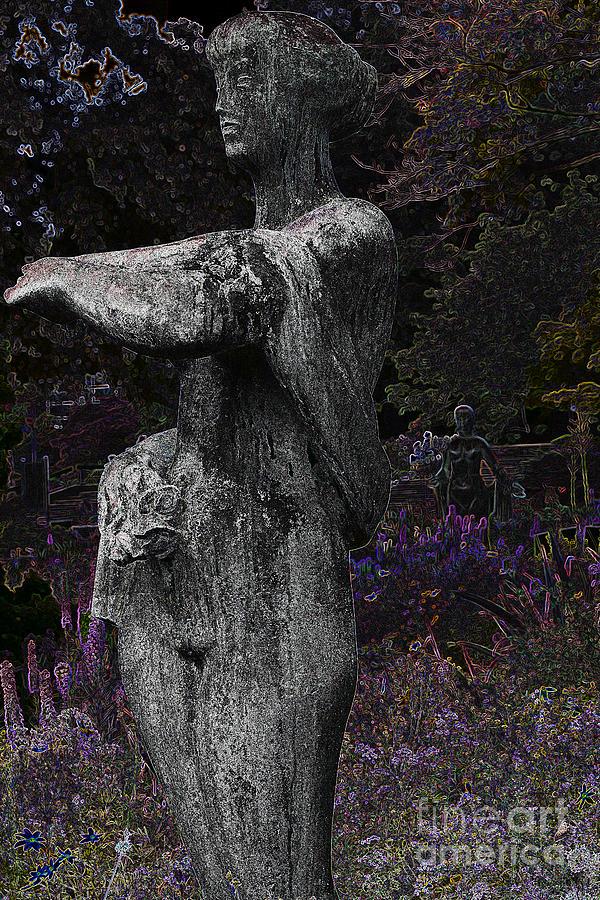 Garden Guardians by Yvonne Johnstone