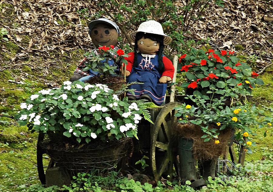 Garden Helpers Photograph