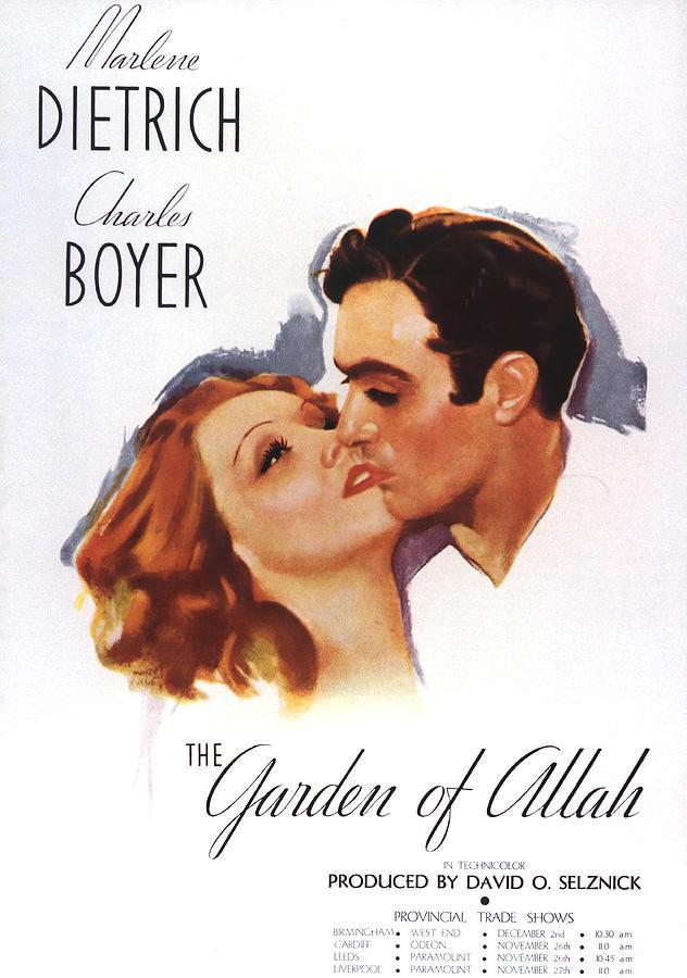 garden Of Allah - 1936 Mixed Media