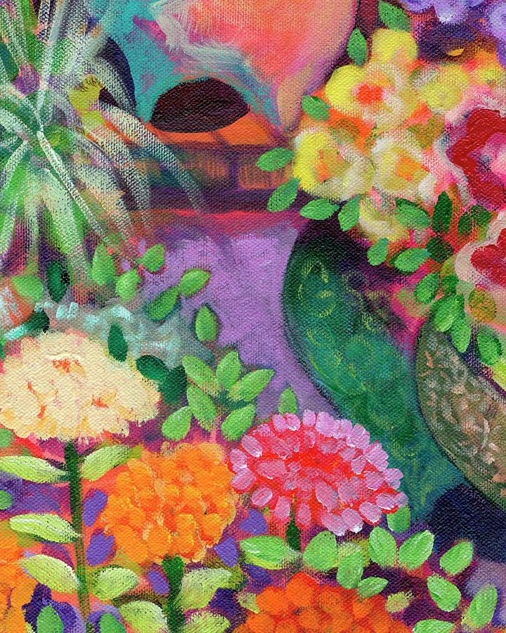 Garden Paradise I Painting