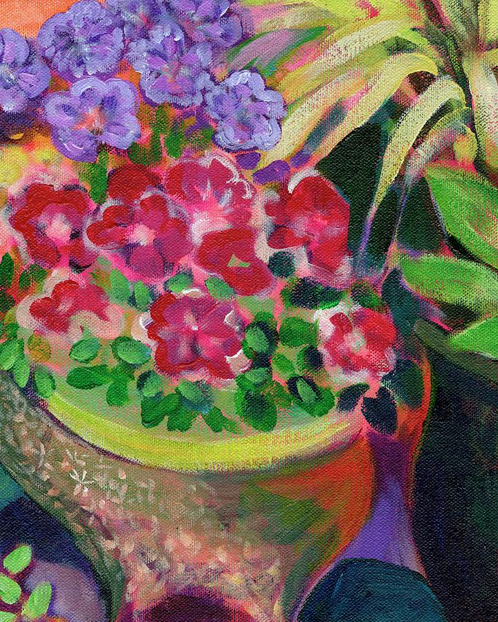 Garden Paradise IIi Painting