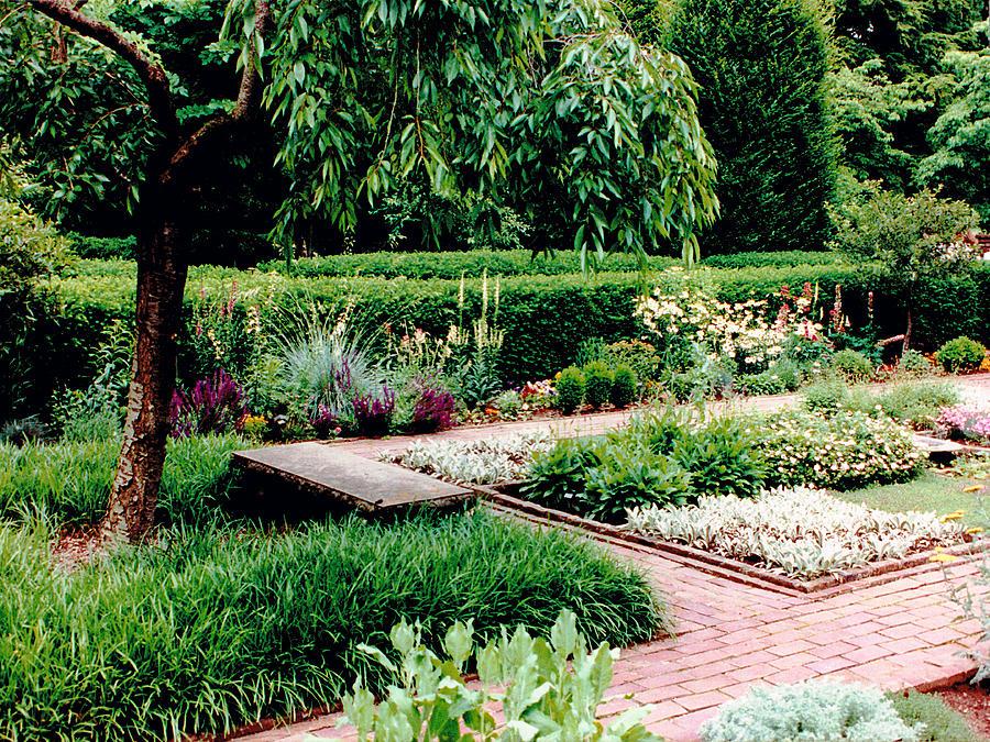 Garden Retreat by Michael McBrayer