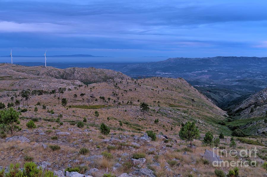 Mountain Photograph - Gardunha Mountains Scene by Angelo DeVal