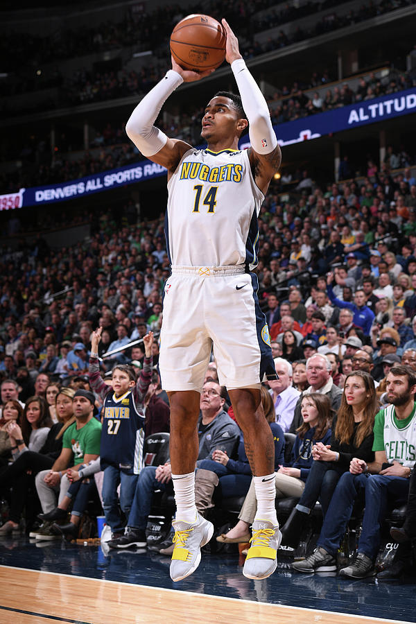 Gary Harris Photograph by Garrett Ellwood