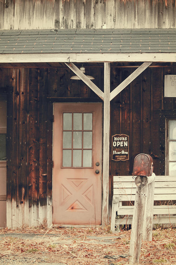General Country Store Photograph