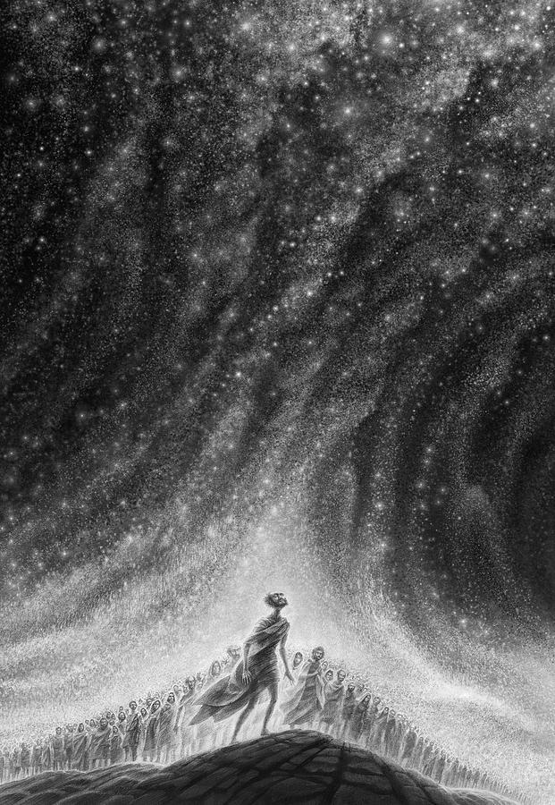 Genesis Fifteen Five Digital Art by Y C