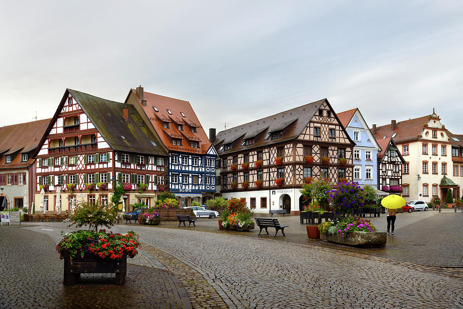 Gengenbach Marktplatz by RicardMN Photography