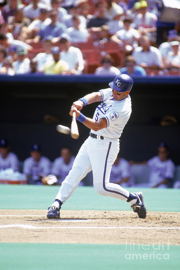 George Brett Photograph by Dan Donovan