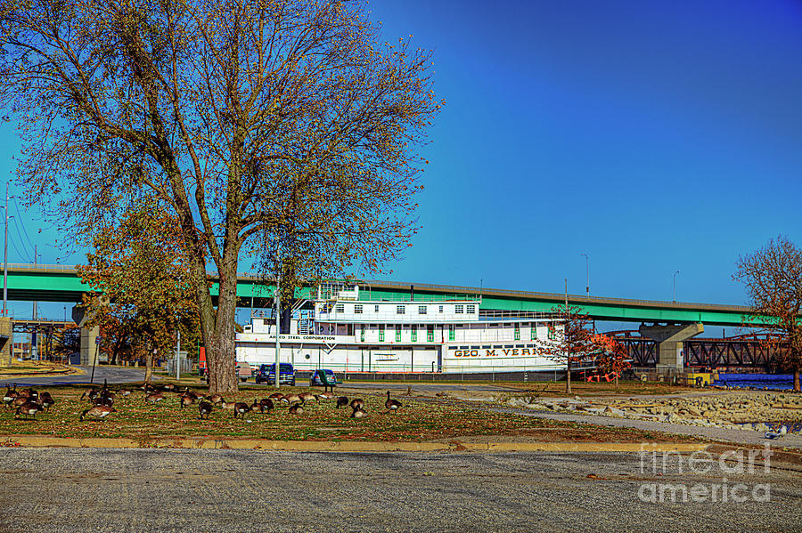 George M. Verity Riverboat Museum by Larry Braun